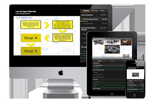 six sigma yellow belt online